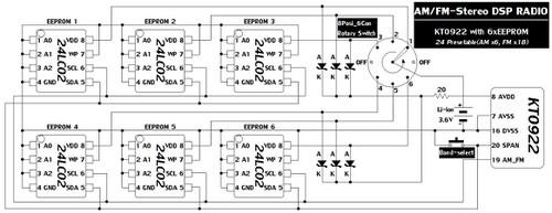 Kt0922__6xeeprom_circuit